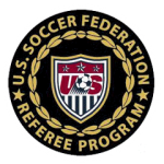 USSF Referee Badge